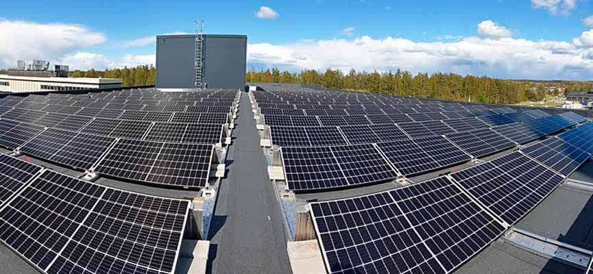 Solenergi som en løsning til opladning af lithium-ion batterier